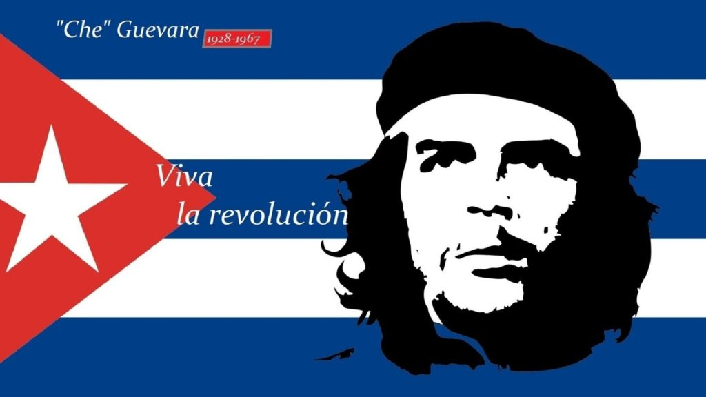 Che Guevara HD Background https://wallpapers-and-backgrounds.net/