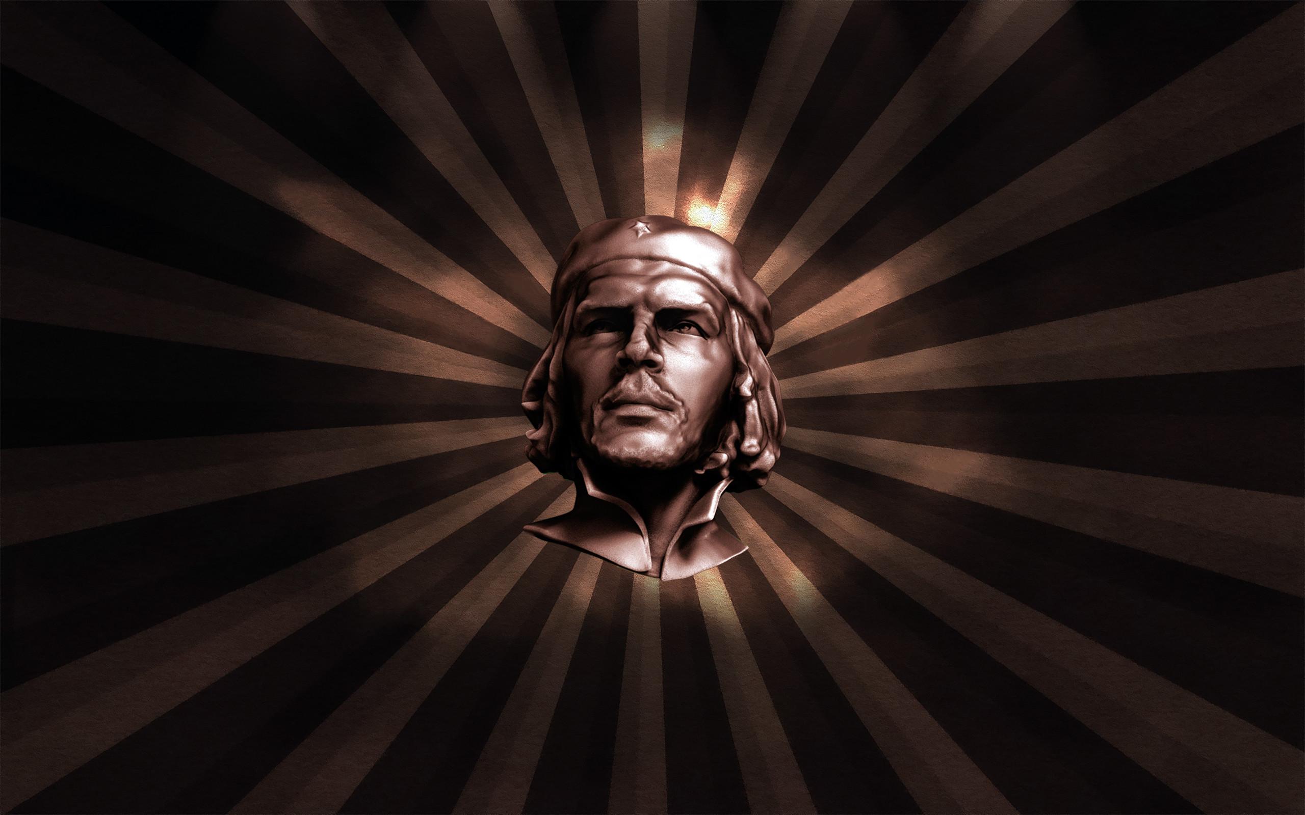 … Cyber Che Guevara, wallpaper by WalentyWalewski