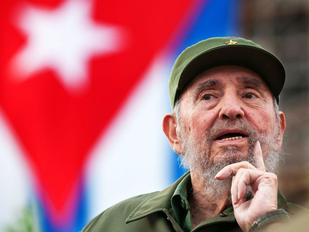 Hd Wallpapers Fidel Castro And Che Guevara 800 X 544 71 Kb Jpeg .