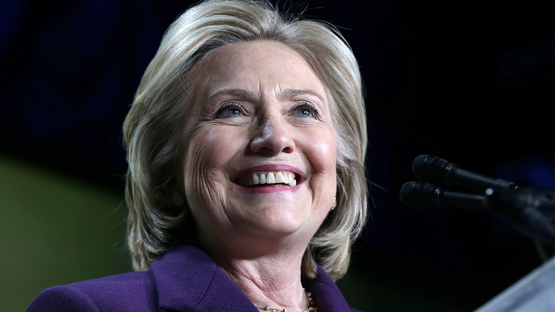 Hillary Clinton Wallpaper HD.