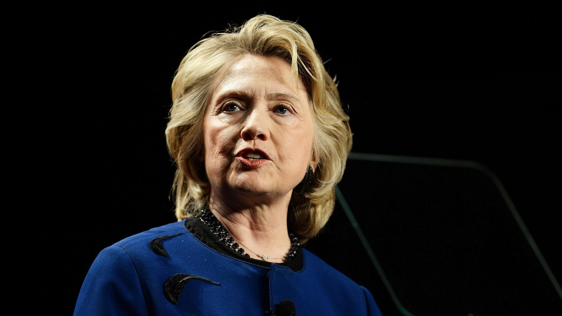 Hillary Clinton Wallpaper.