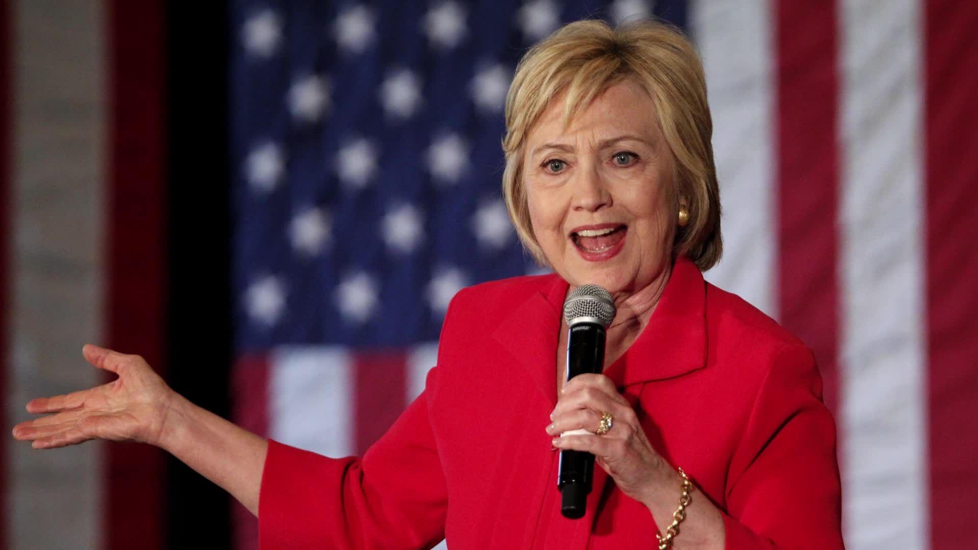 6 HD Hillary Clinton Wallpapers