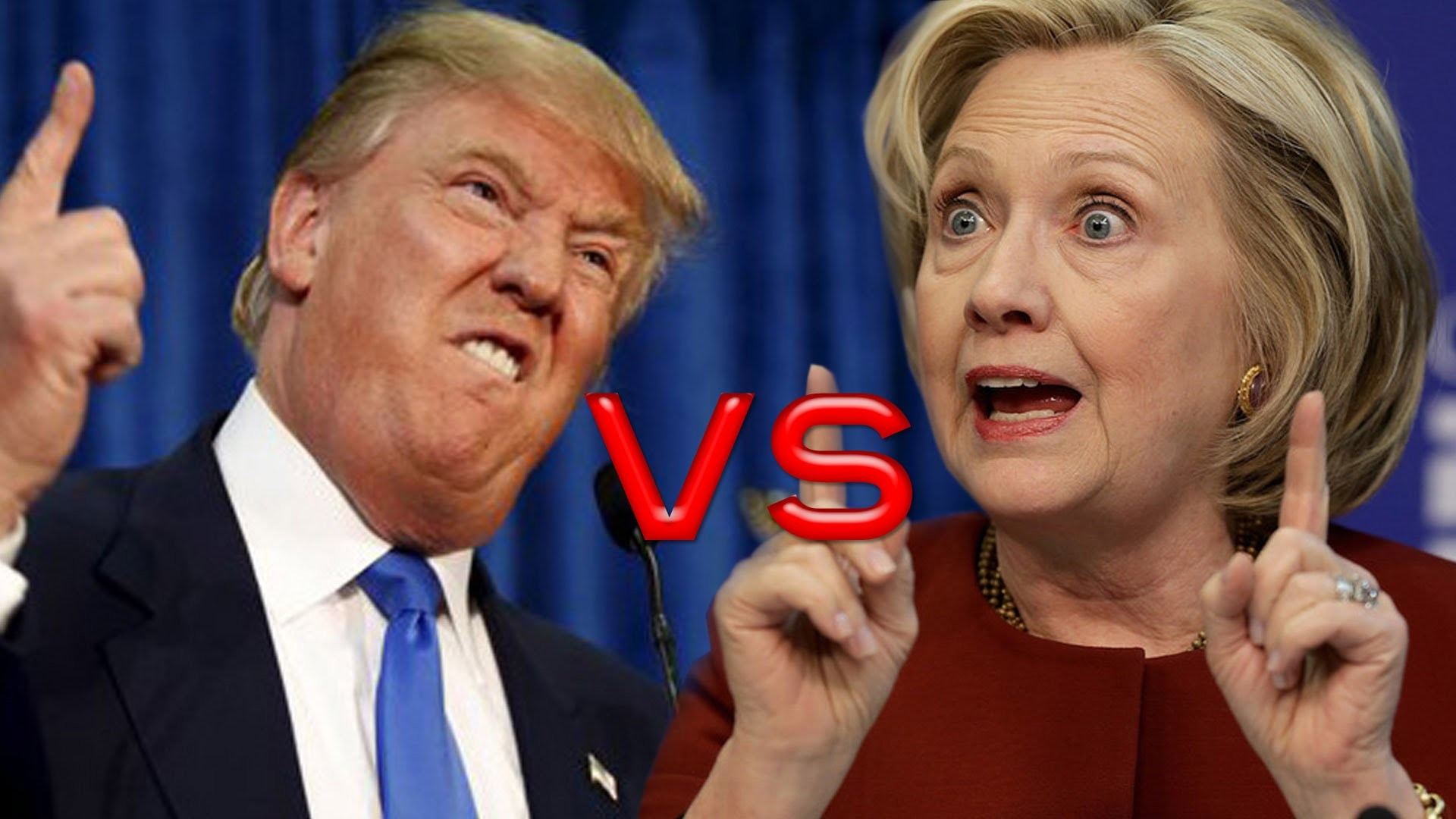 Important clause from Hillary Clinton and Donald Trump political debate –  News Republica