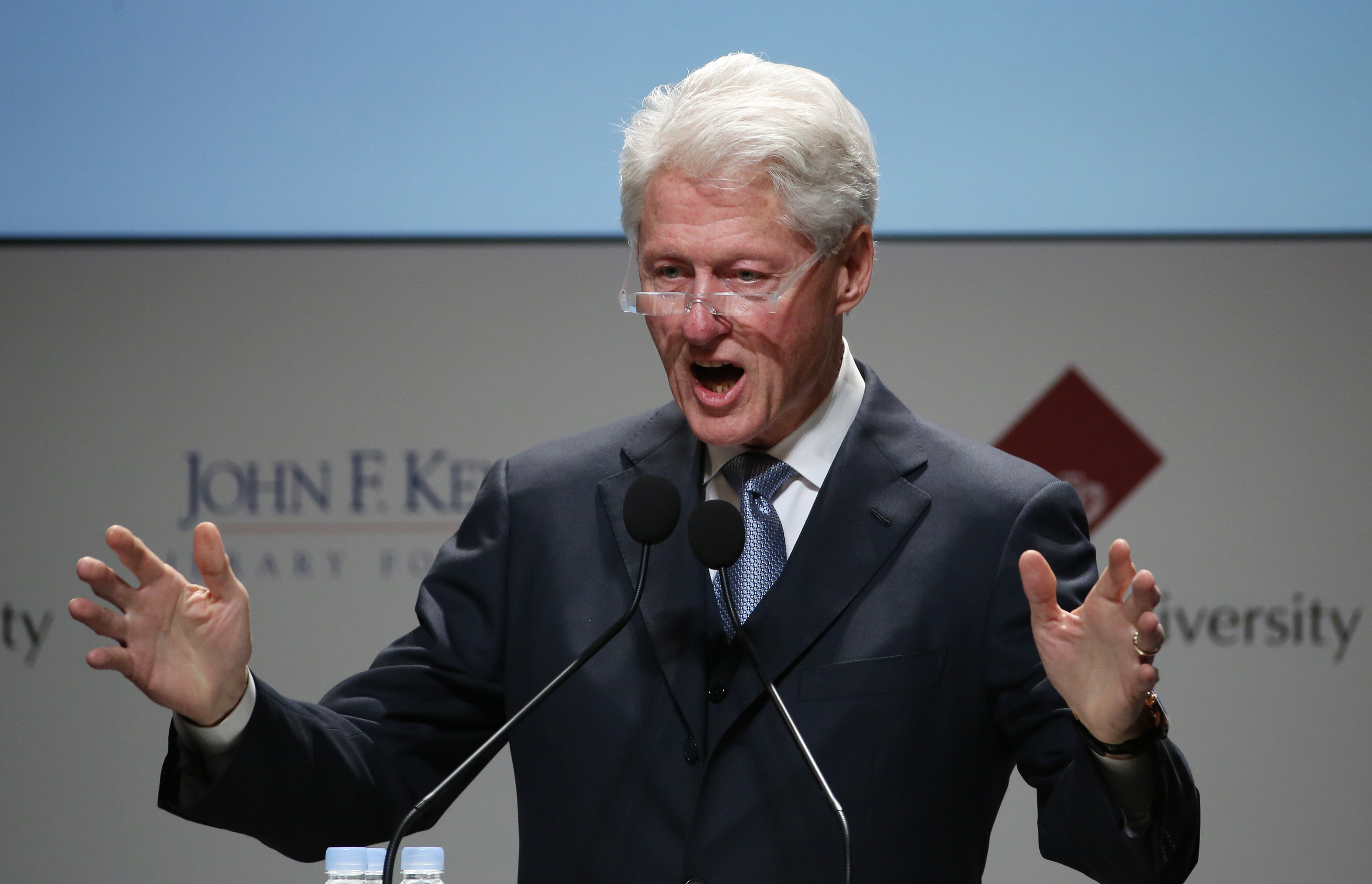 What Will Bill Clinton Do in the White House? | Ken Walsh's Washington | US  News