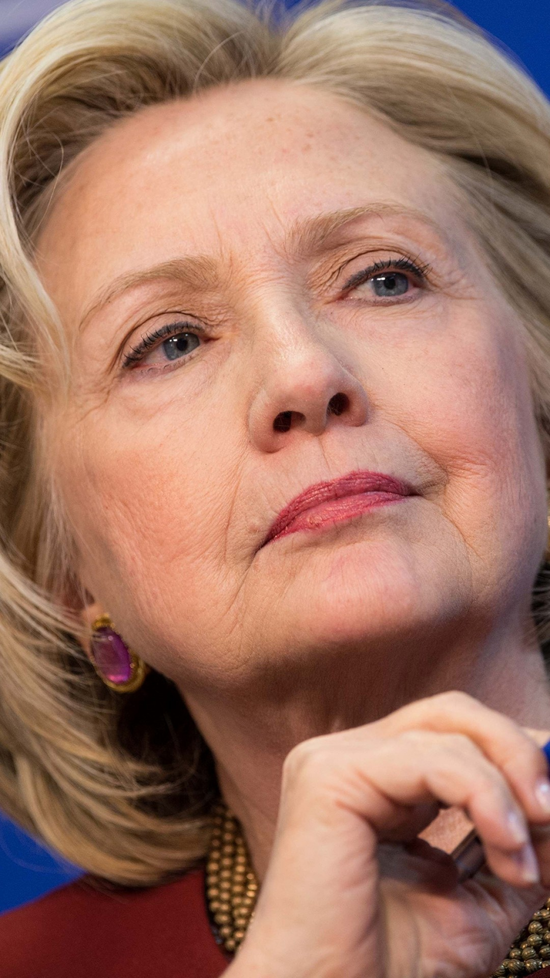Hillary Clinton For President iPhone 6 Plus HD Wallpaper …