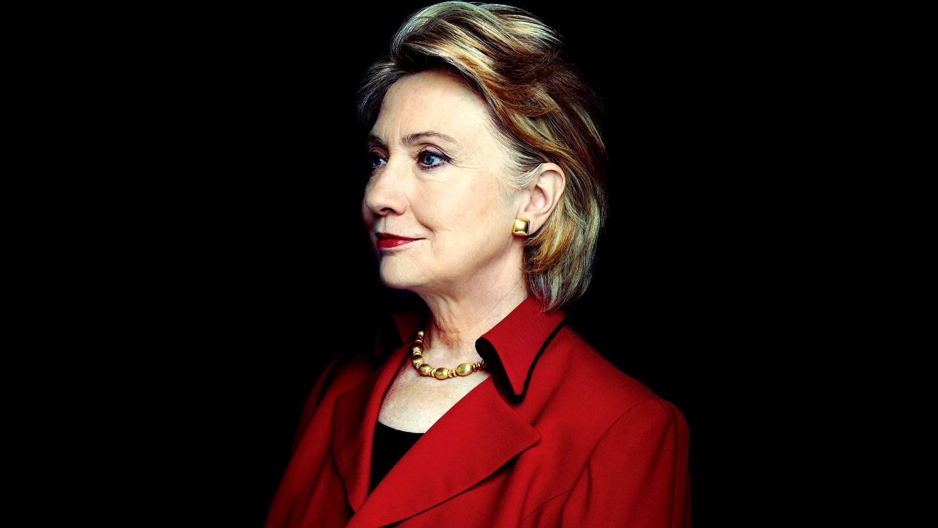 Hillary Clinton Background.