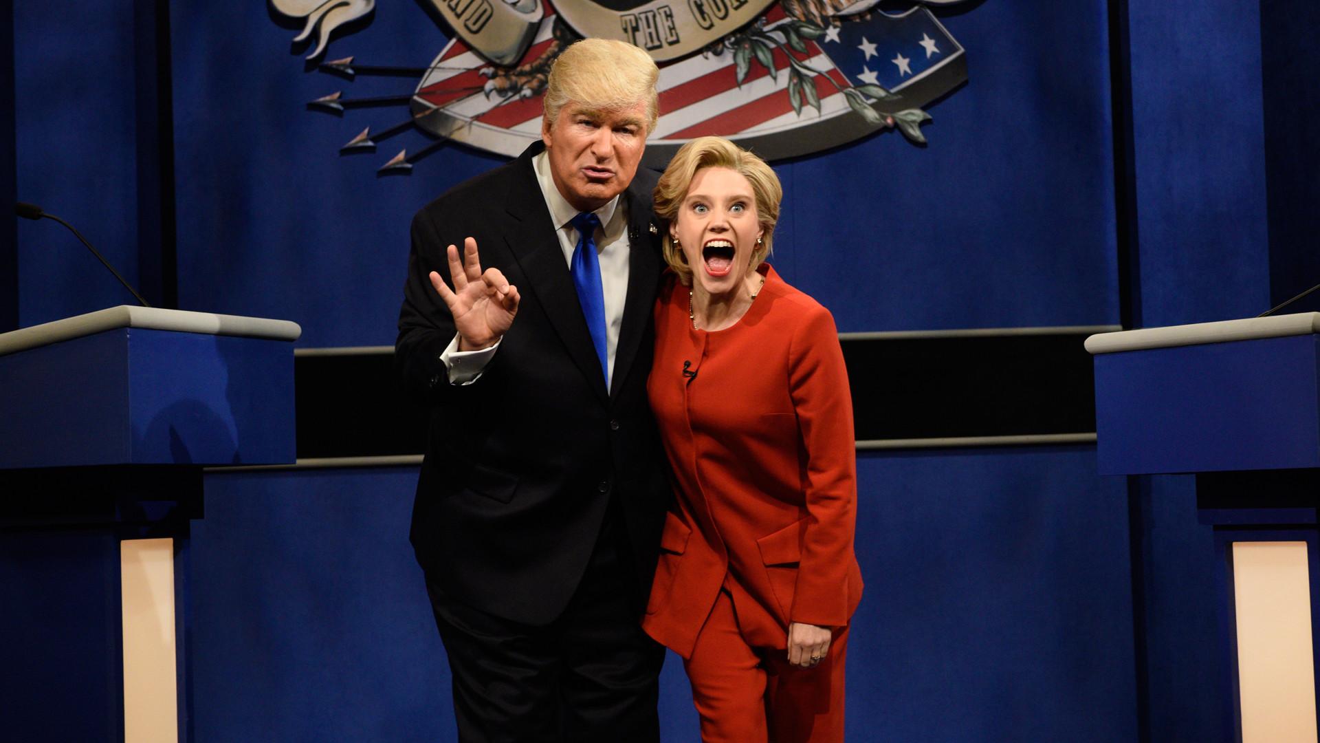 Hillary Clinton Debate Cold Open
