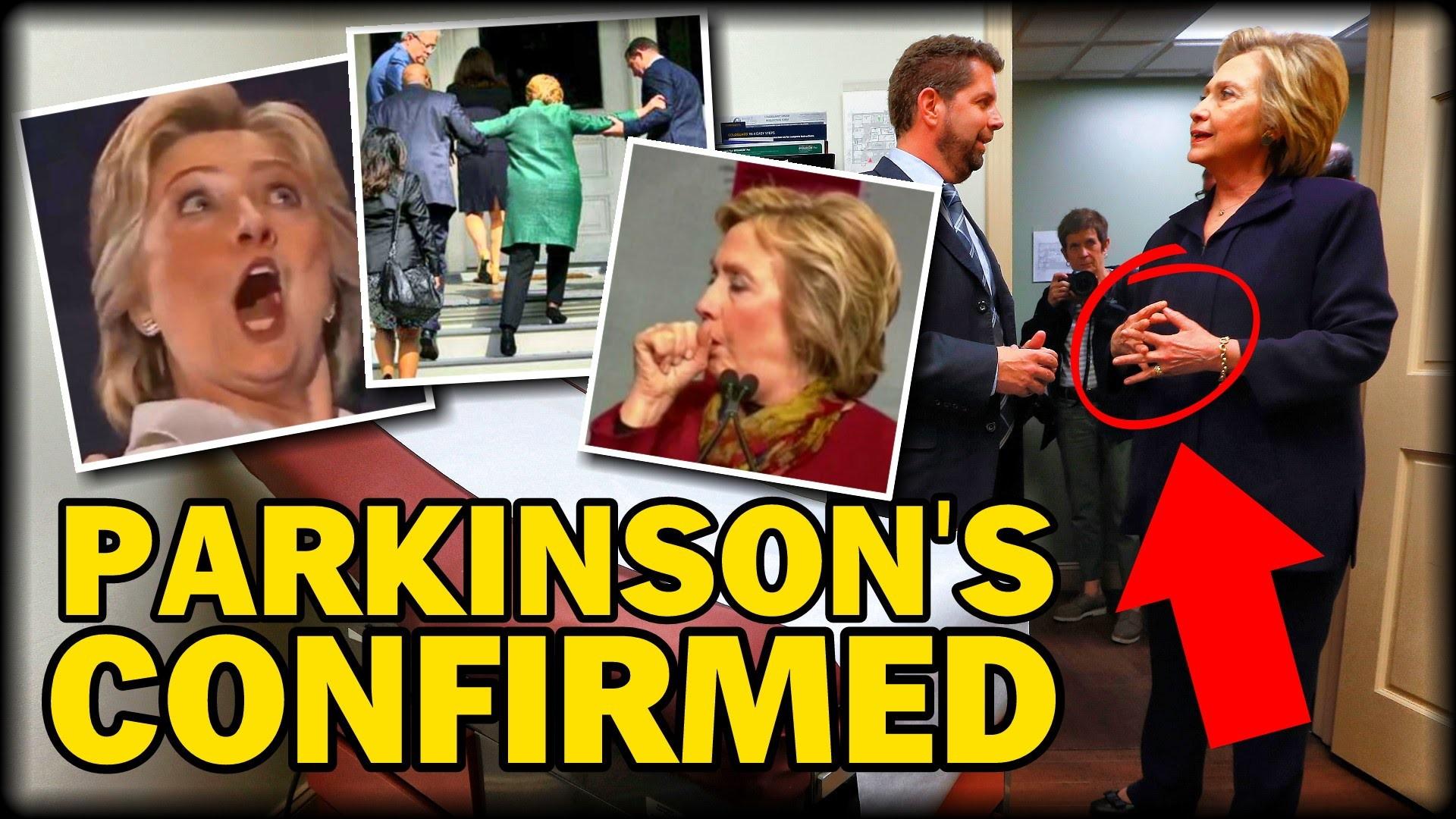 EXCLUSIVE REPORT: HILLARY CLINTON HAS PARKINSON'S DISEASE, DOCTOR CONFIRMS  – YouTube