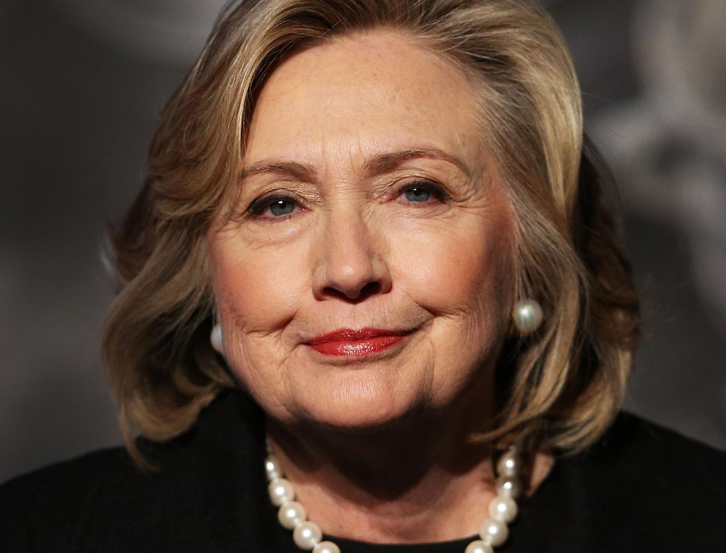 Hillary Clinton Wallpaper HD