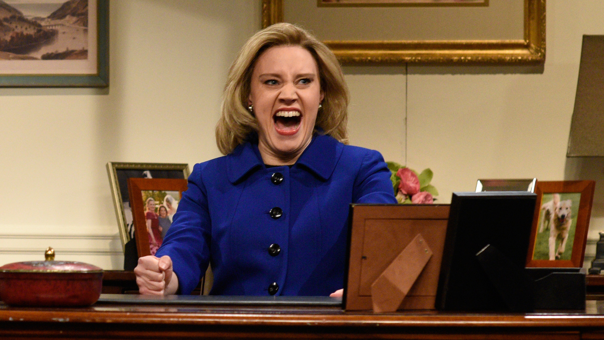 'SNL's' Kate McKinnon on Hillary Clinton: 'I just love her so dearly' – LA  Times