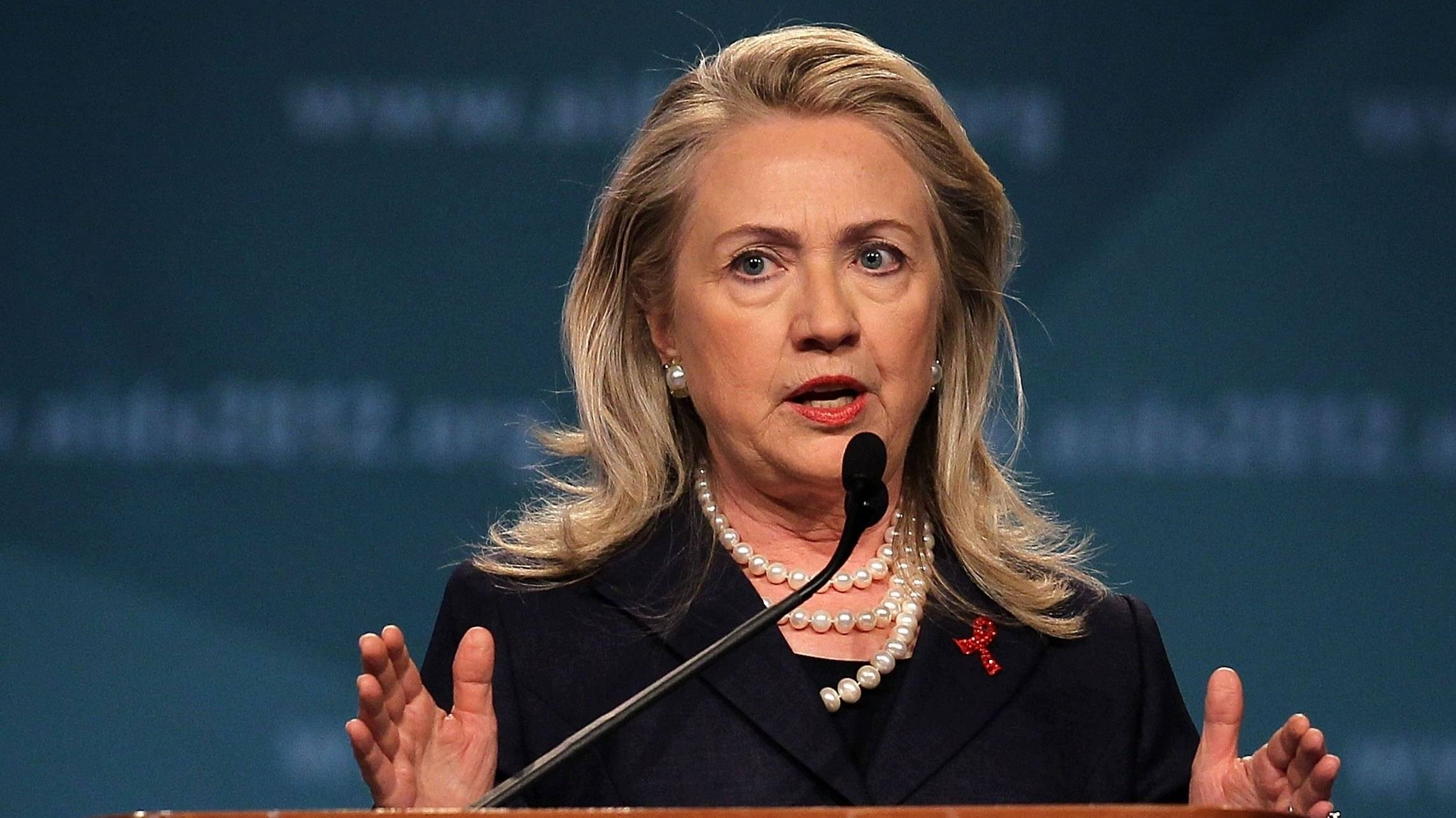free screensaver wallpapers for hillary rodham clinton