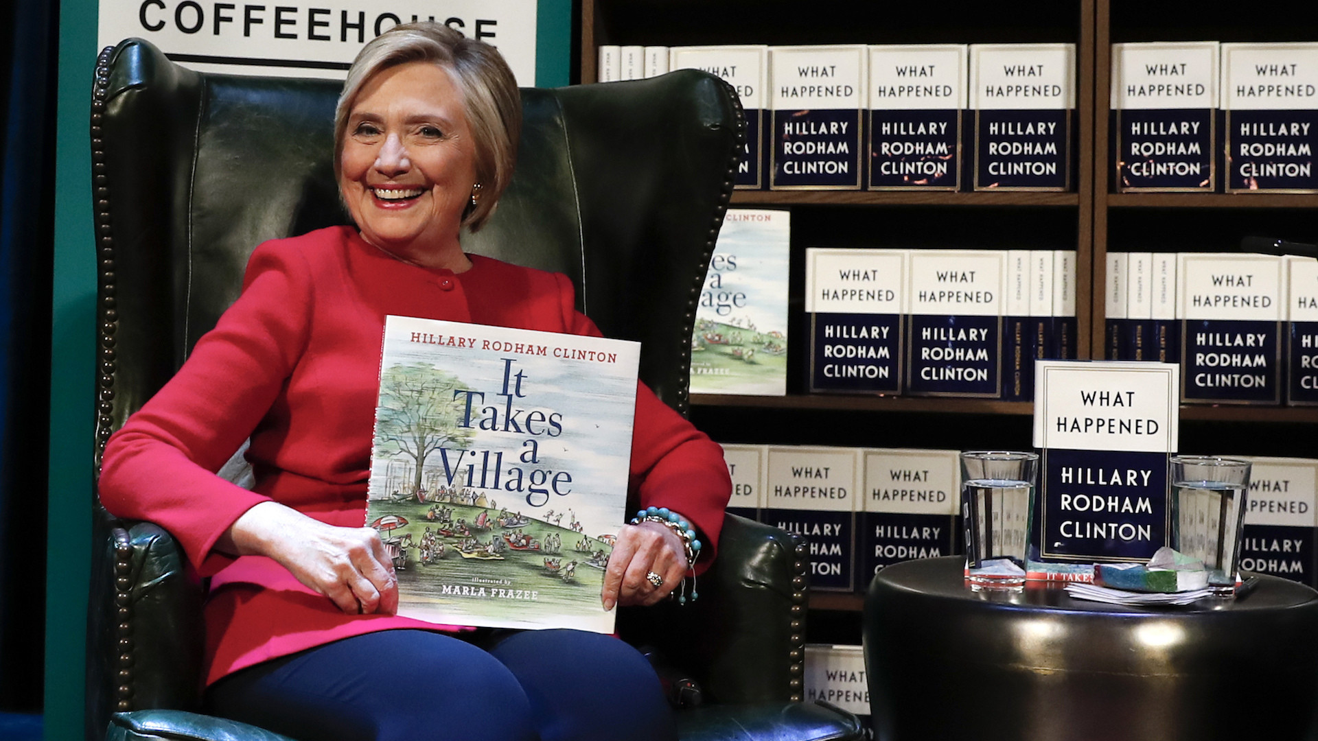 Clinton: 'We were in a different kind of campaign' – The Washington Post