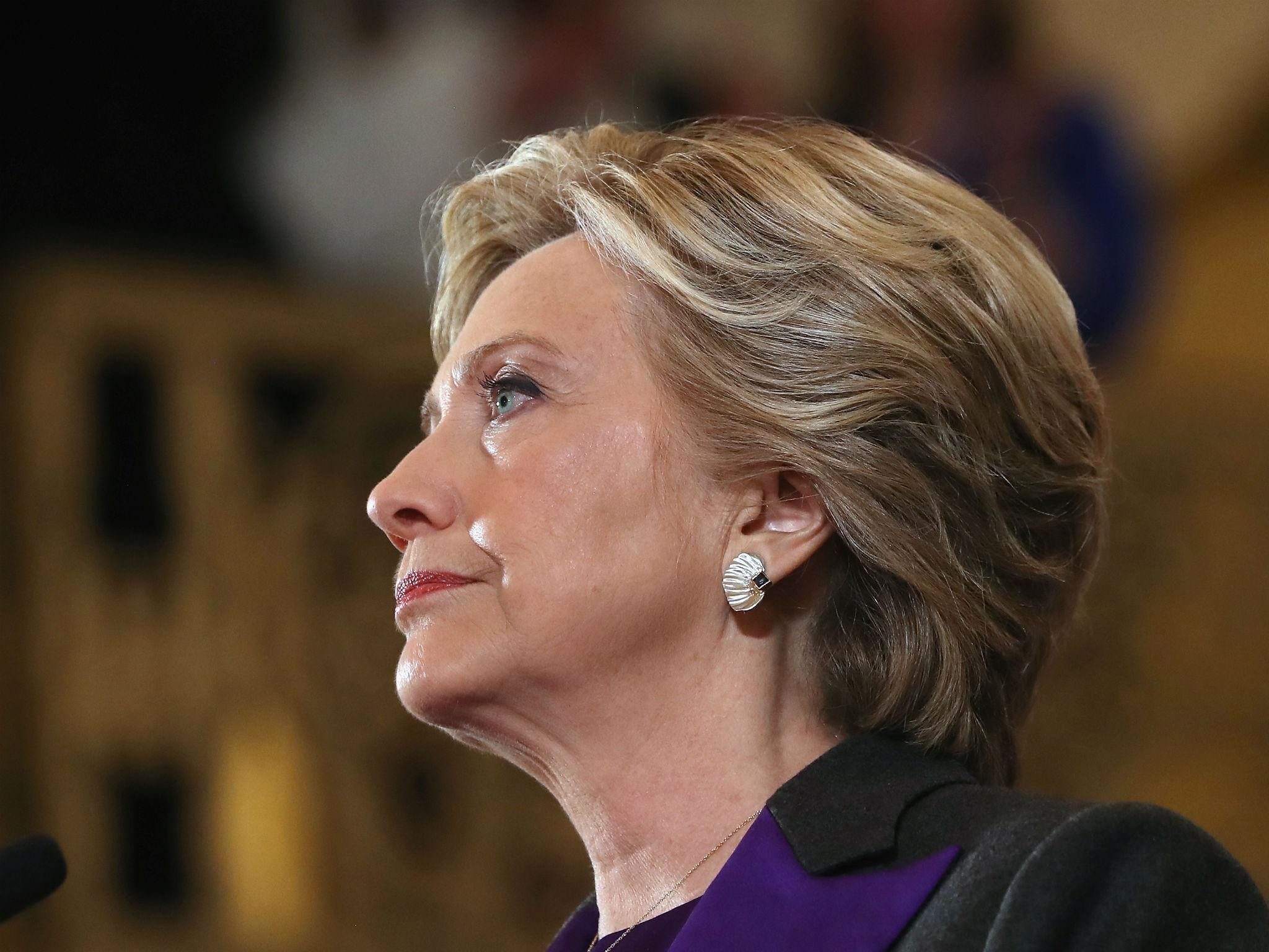 Hillary Clinton concession speech: 'America is more deeply divided than we  thought' | The Independent