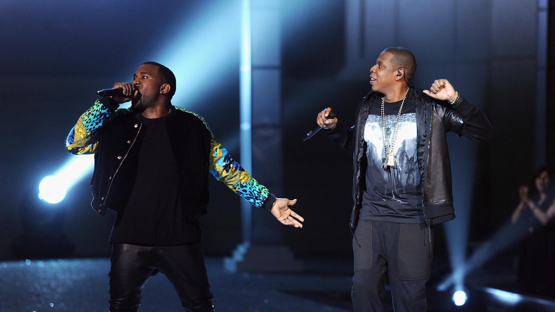 Jay Z & Kanye West | Music fanart | fanart.tv Jay Z Kanye West