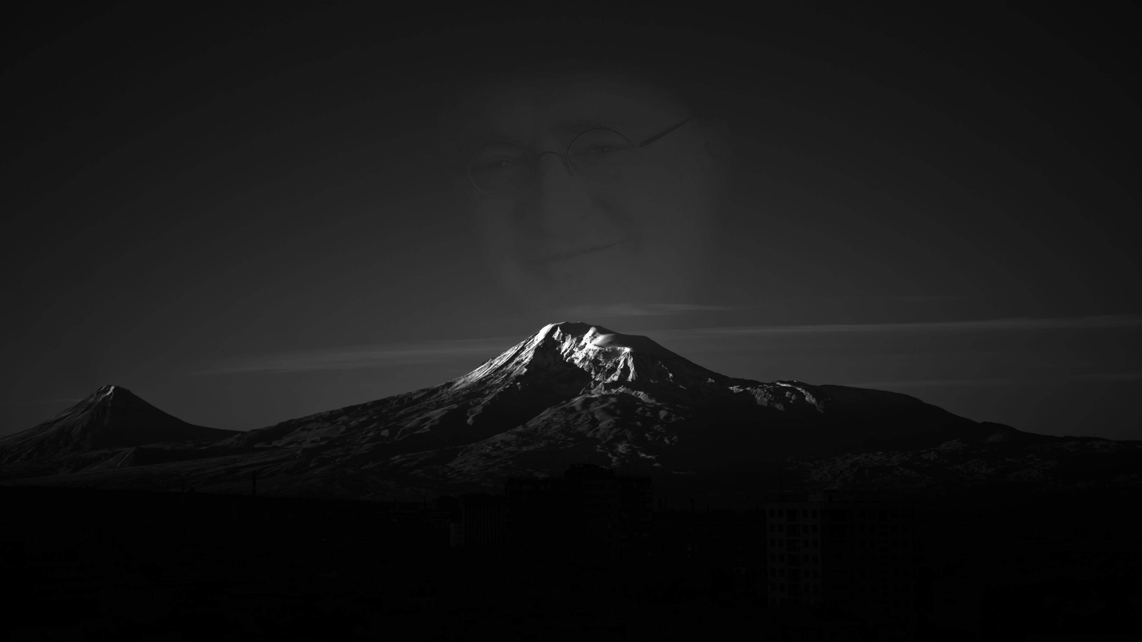 Gaben in the Mountains Wallpaper
