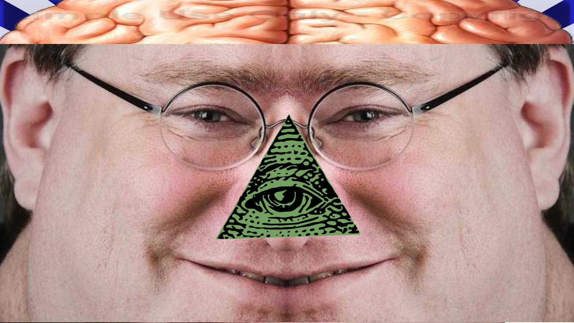 Gabe Newell HD wallpapers #3