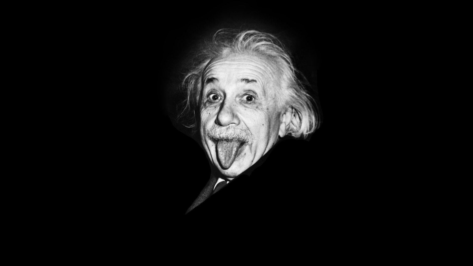 Albert Einstein Wallpaper HD.
