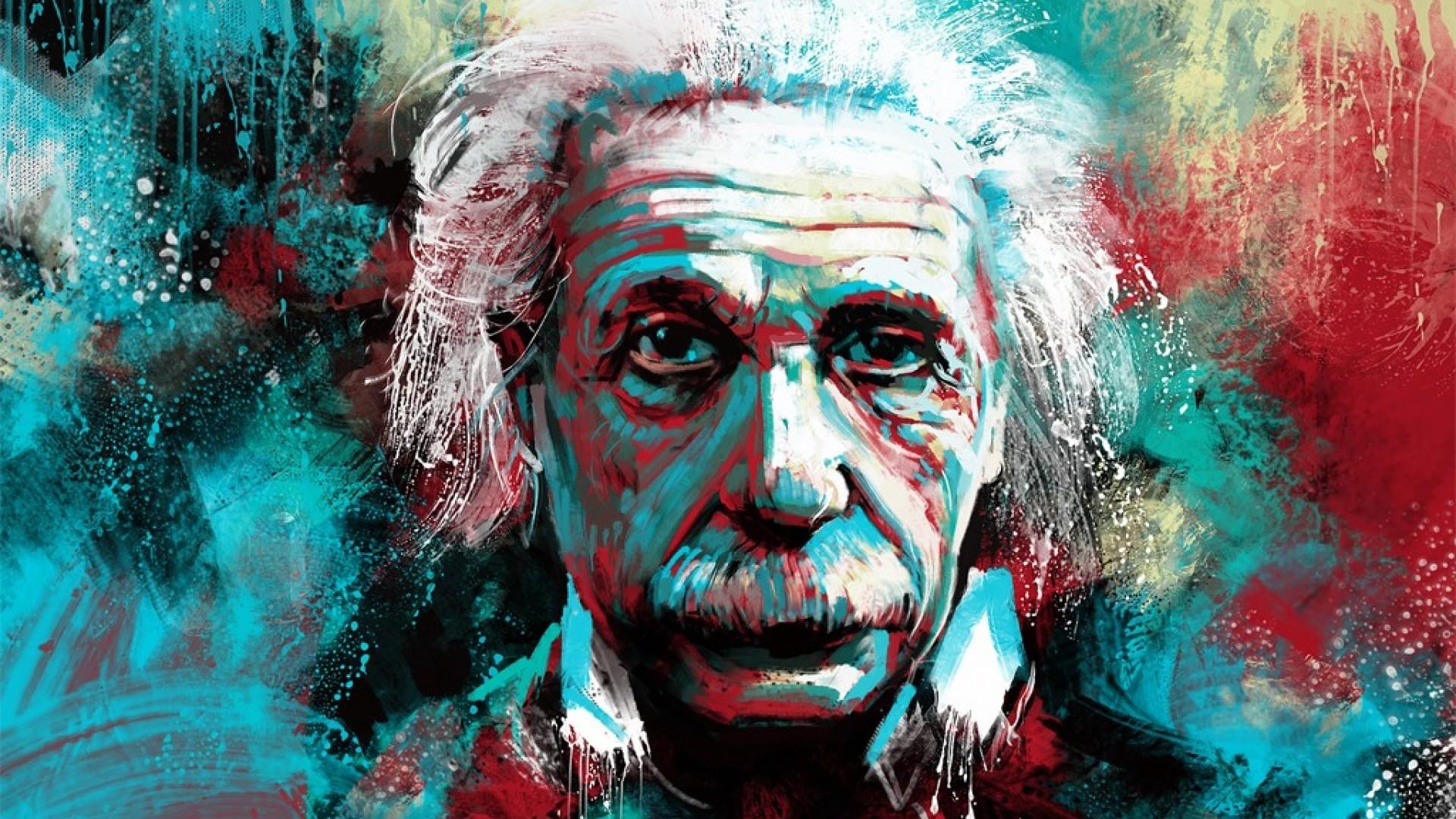 Albert Einstein Biography .