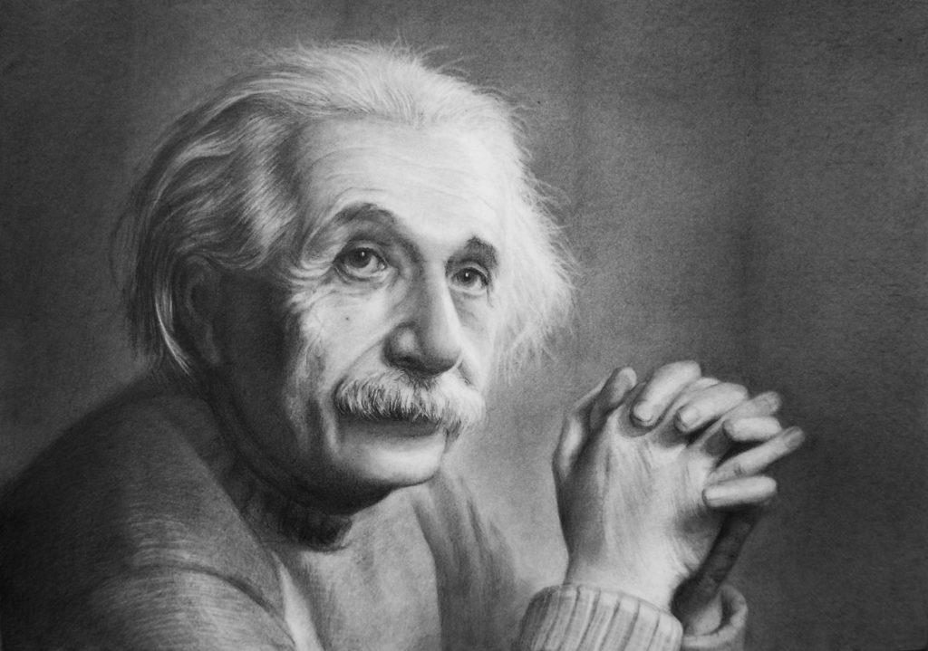 Albert Einstein – Wallpapers