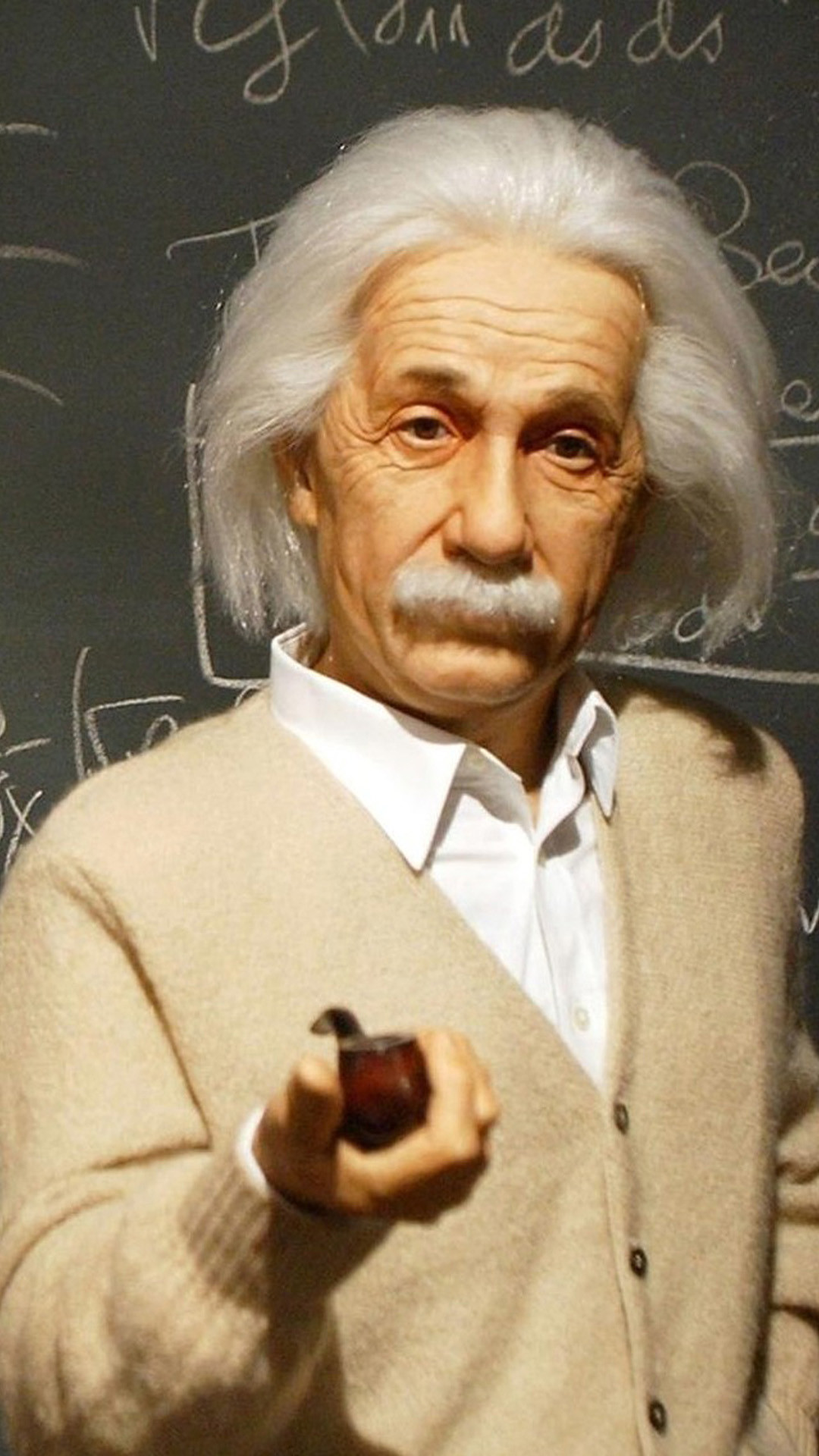 Einstein Galaxy S5 Wallpapers HD