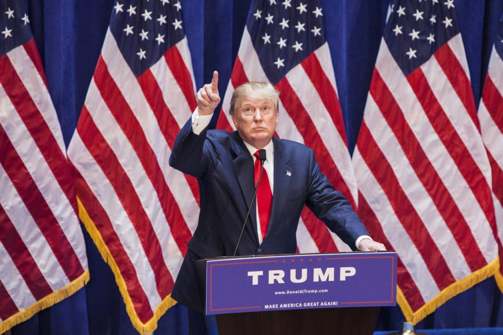 HD Wallpaper | Background ID:764228. Celebrity Donald Trump