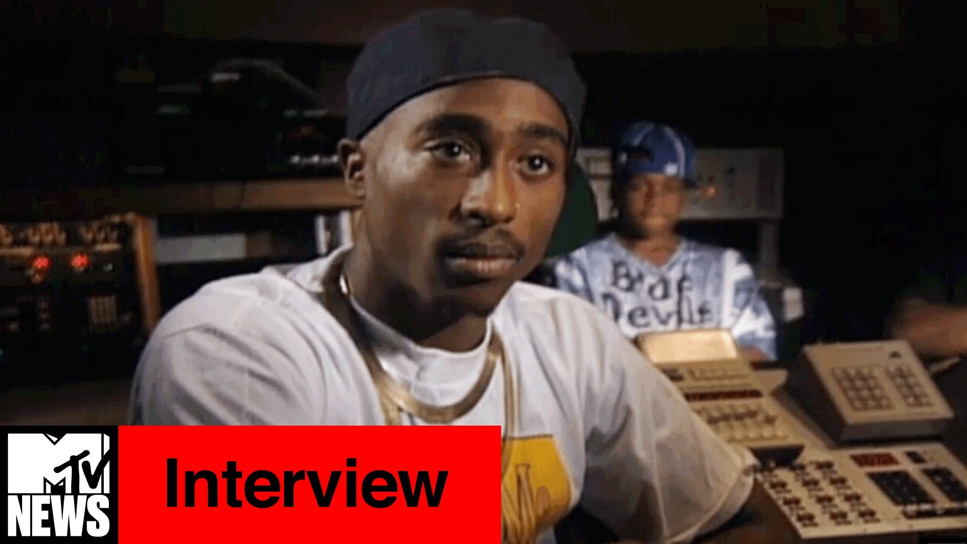 Tupac Talks Donald Trump & Greed in America in 1992 Interview