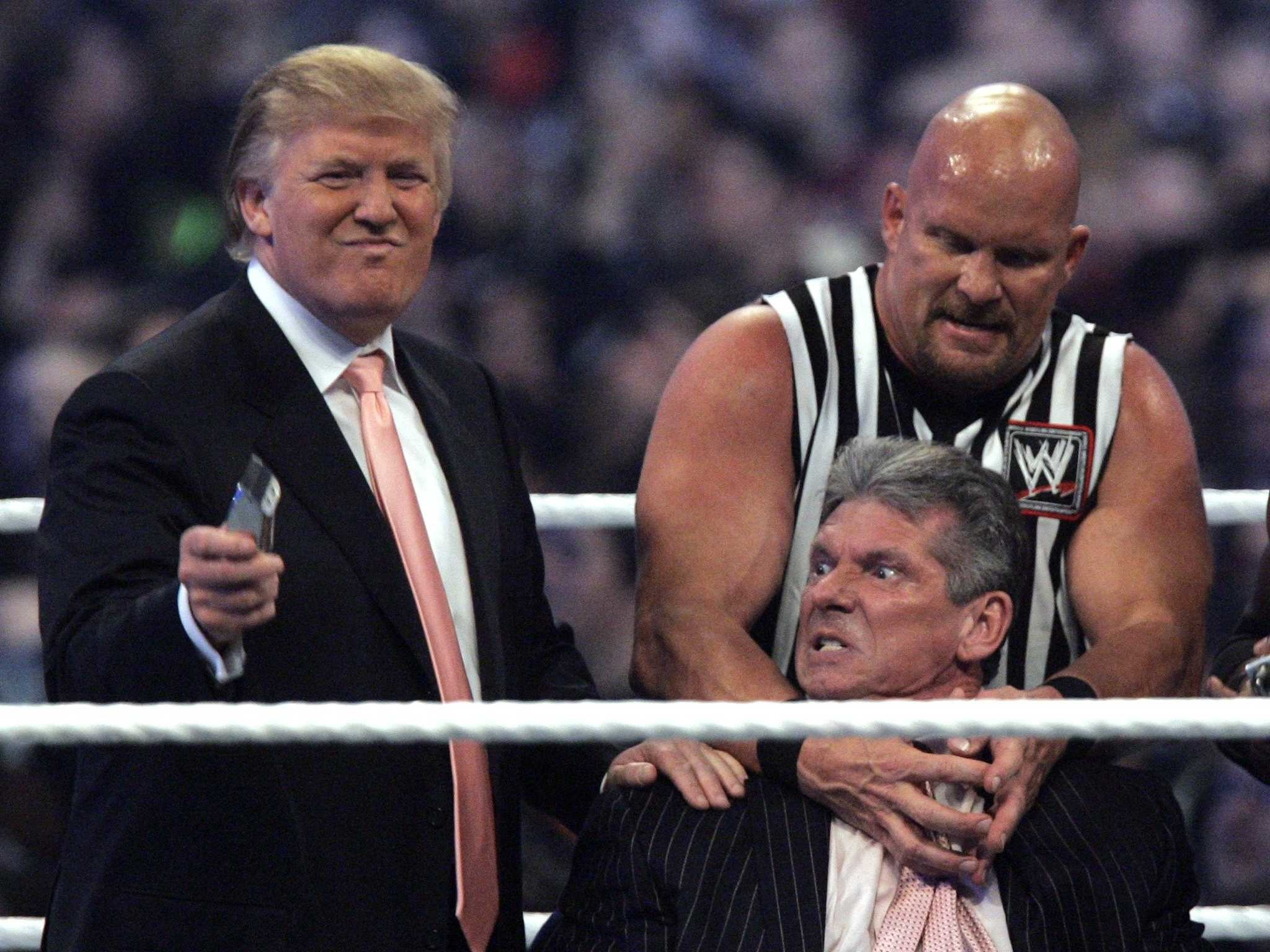 Eli Roth Compares Donald Trump and His Inner Circle to WWF Wrestlers |  IndieWire
