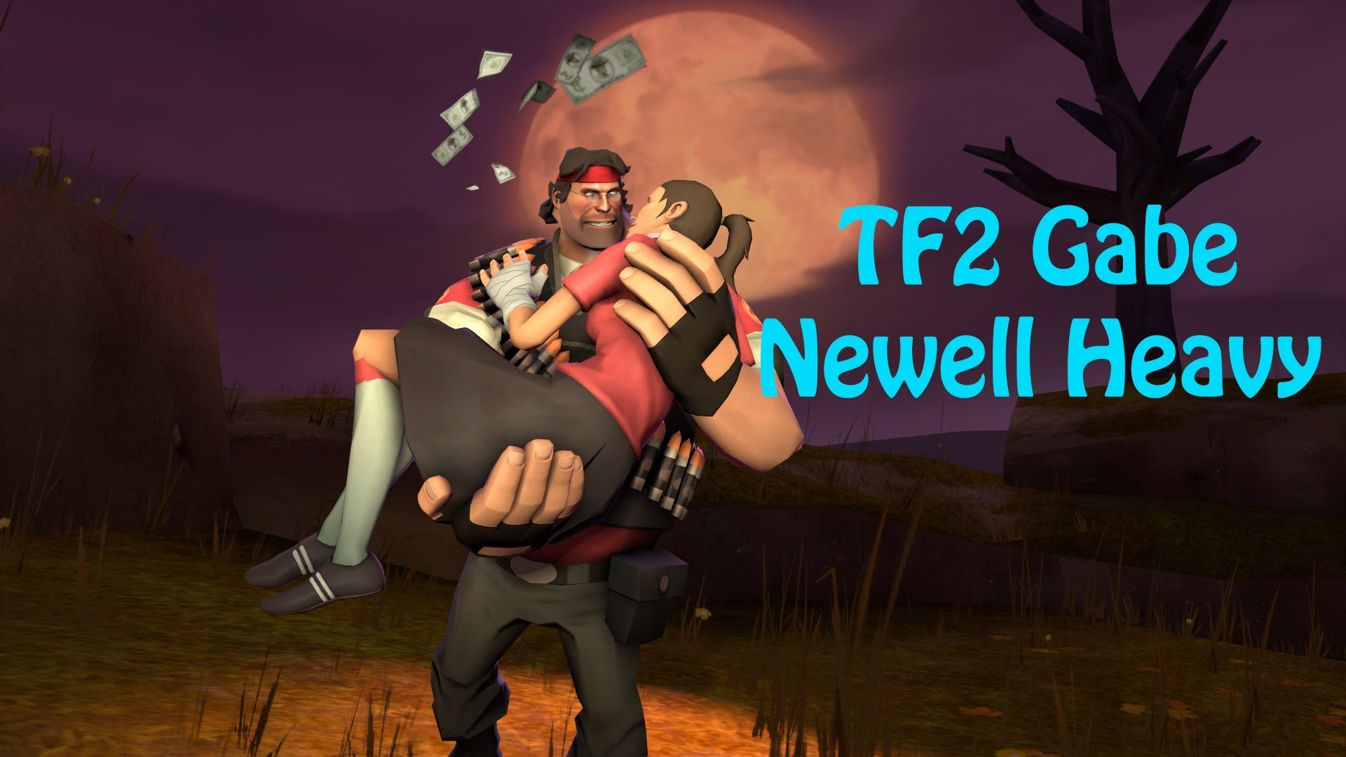 TF2 – Gabe Newell Heavy! Slender Fortress Mod – Team Fortress 2) Ep7 –  YouTube