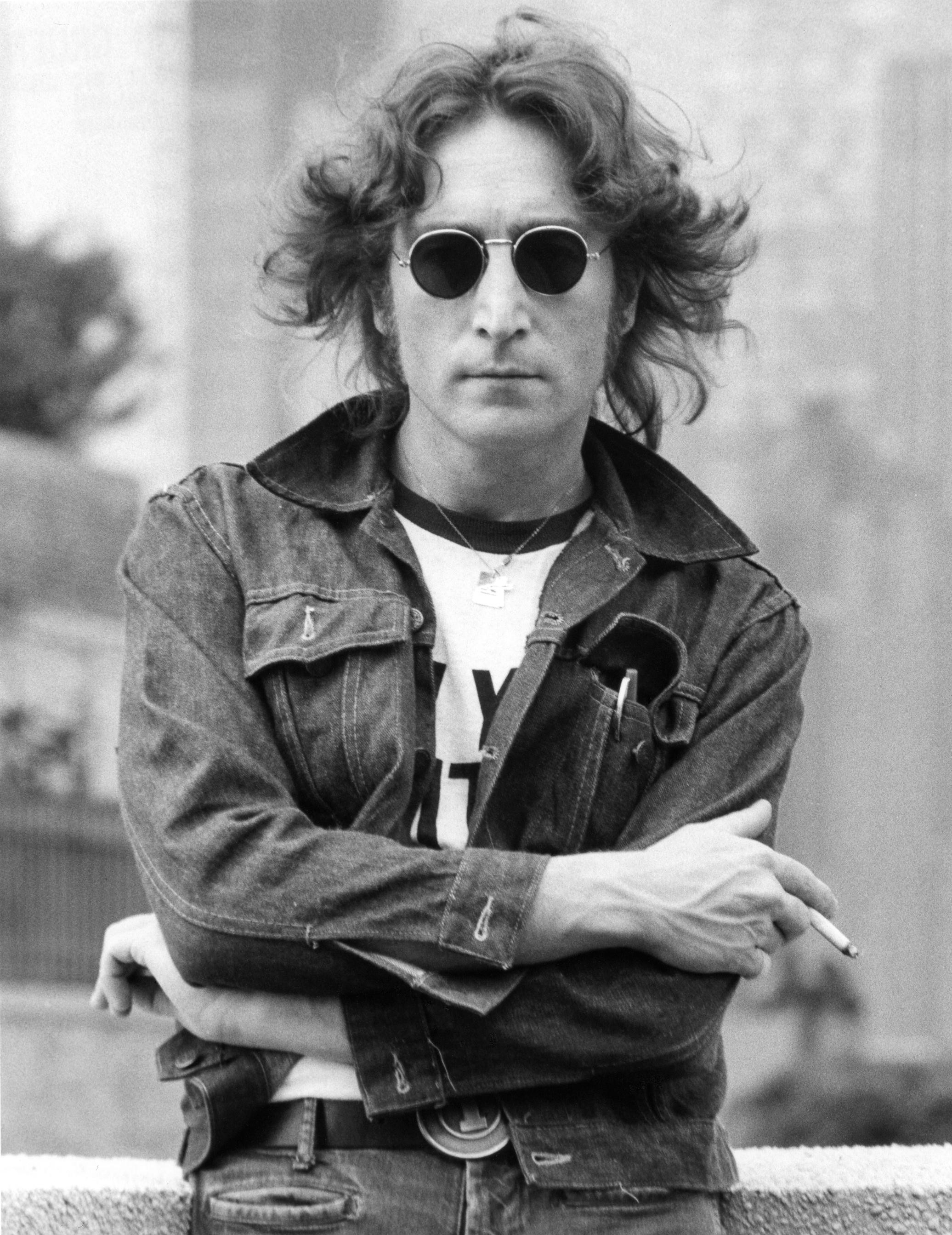 John Lennon widescreen for desktop …