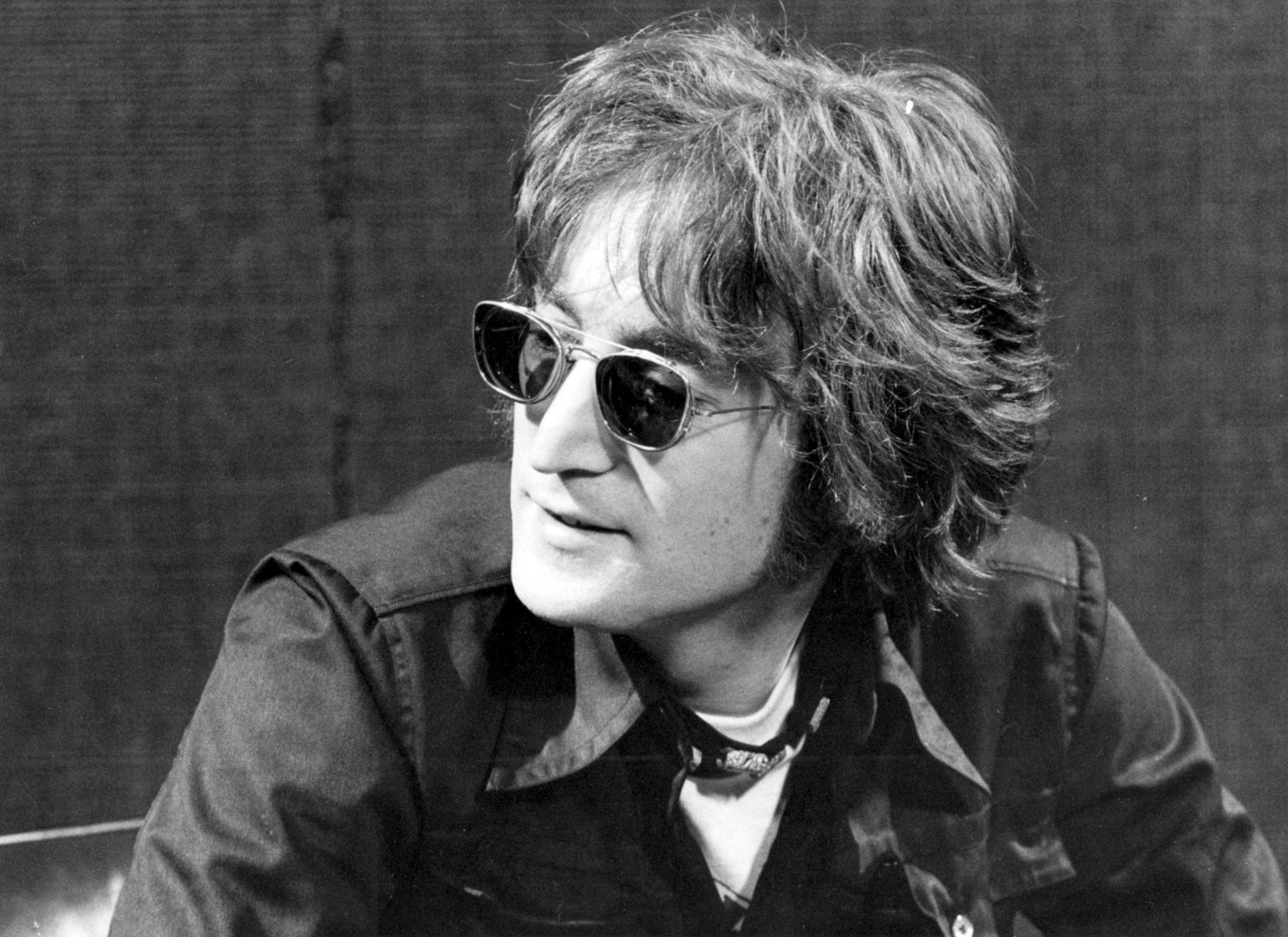 share image. A Lock of John Lennon's …