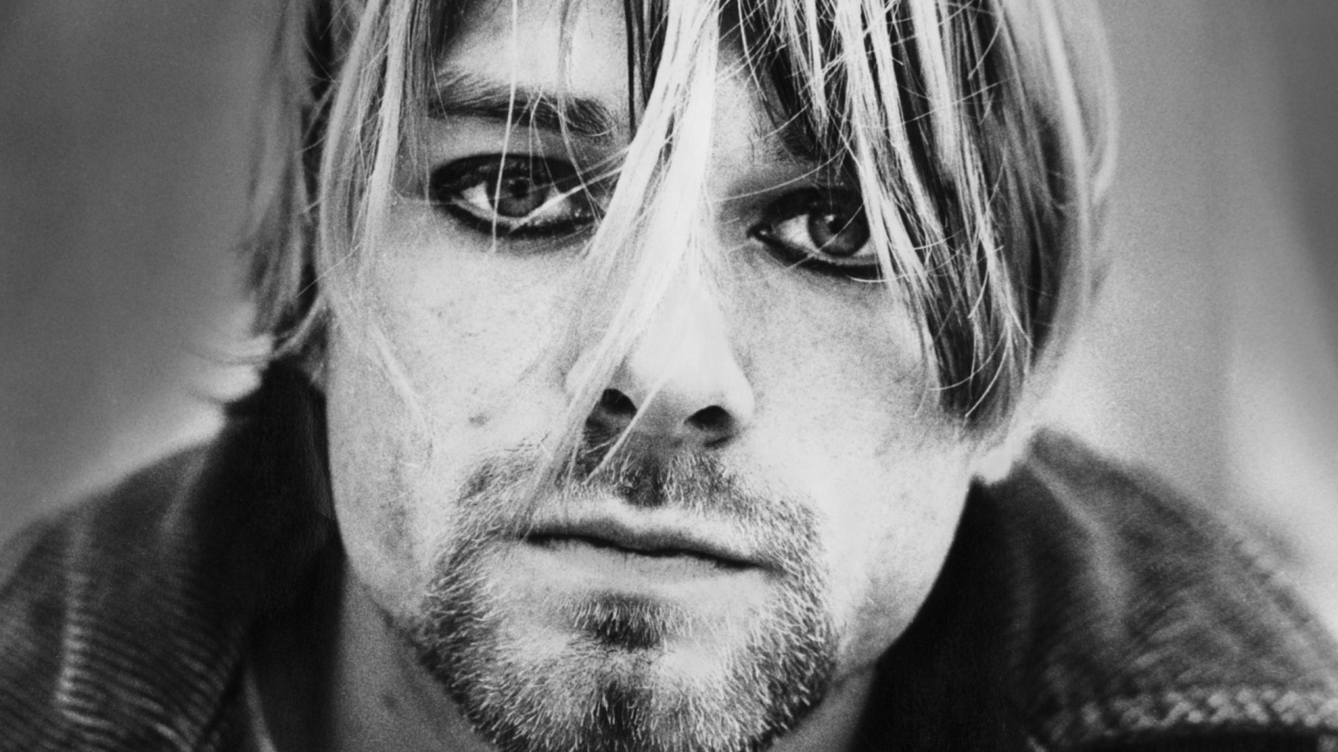 Handsome Kurt Cobain Wallpaper