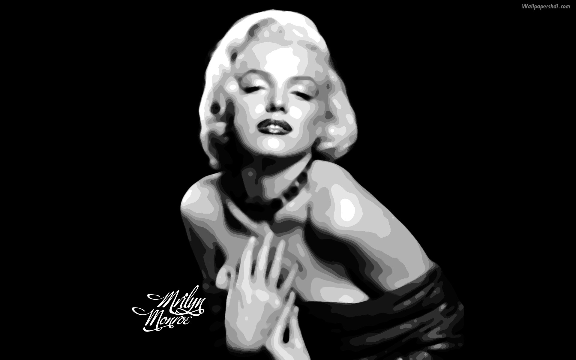 … Black And White Photography Marilyn Monroe