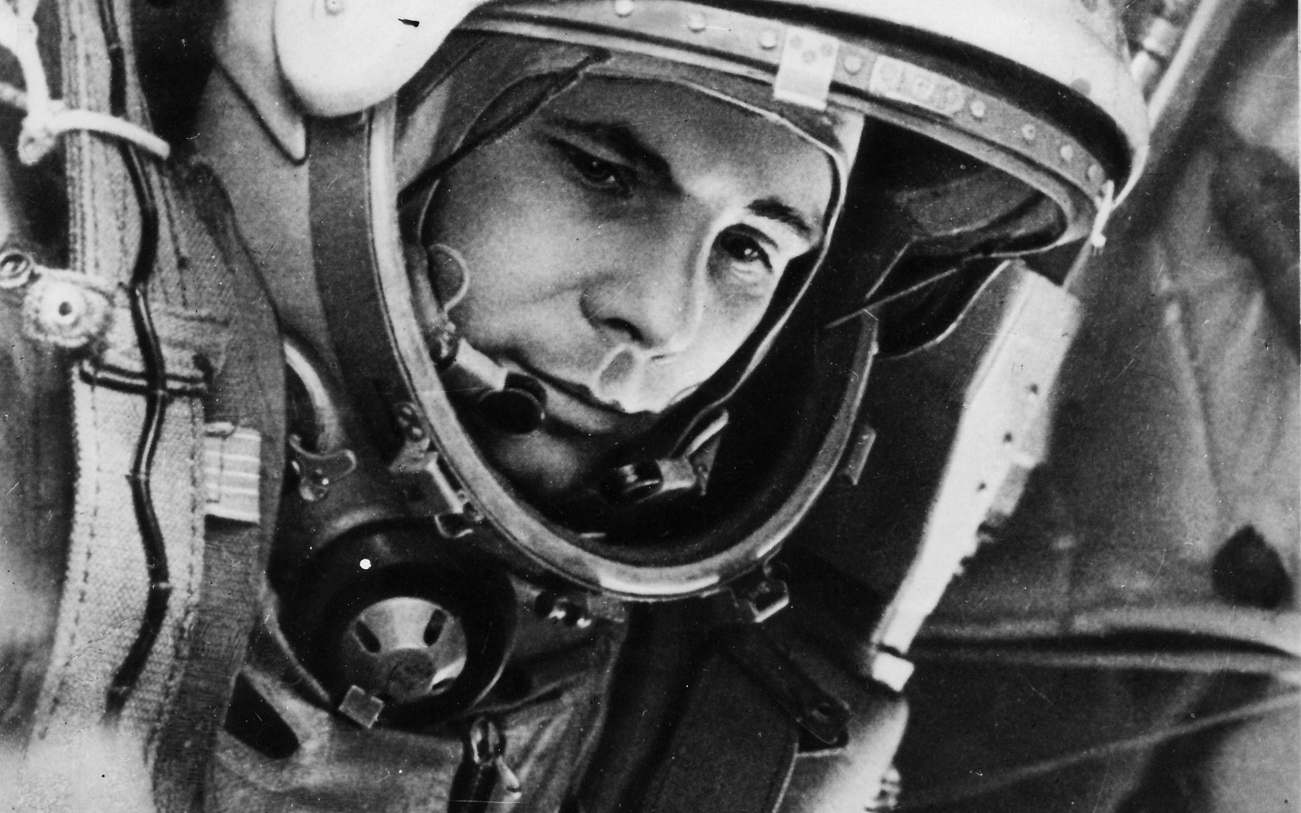 1961- Yuri Gagarin is the first human in space.
