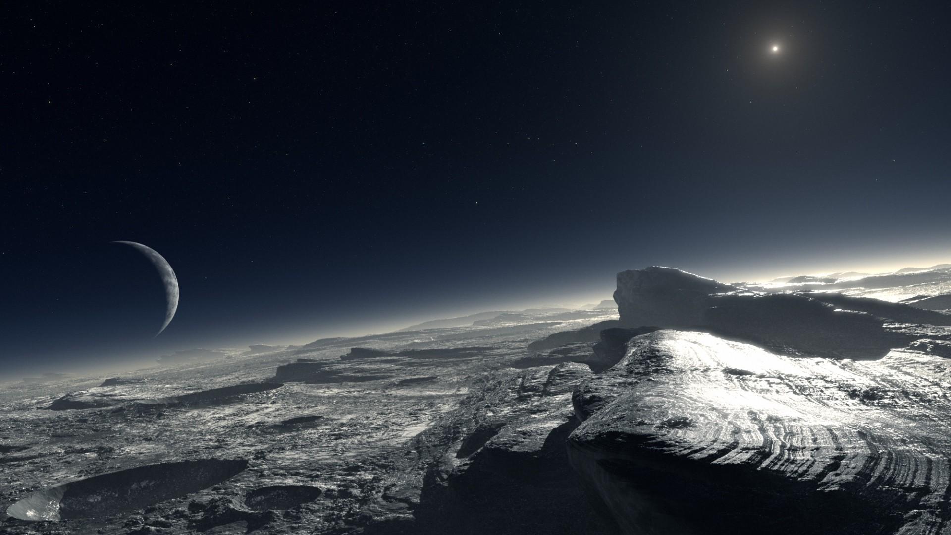 Full HD Wallpaper satellite surface planet shine rock star …Yuri Gagarin  Wallpaper