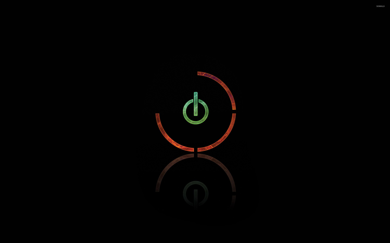 Power button wallpaper jpg