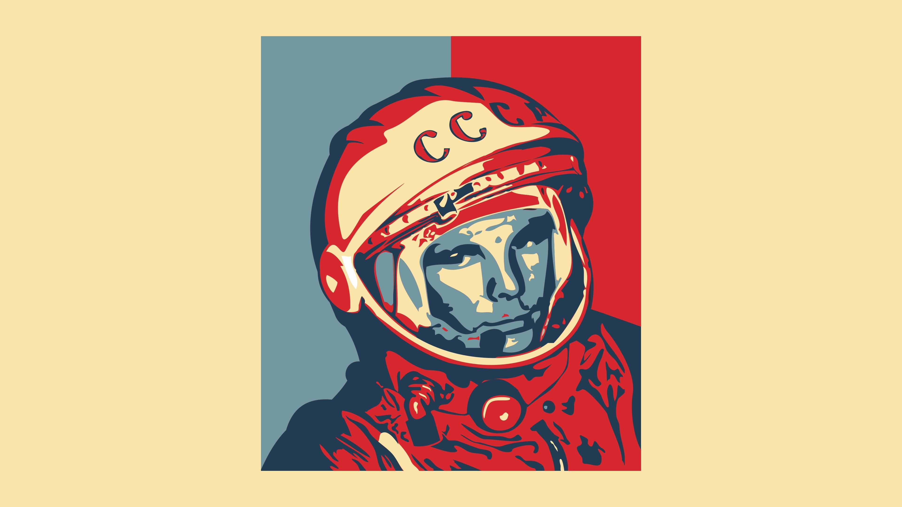People Yuri Gagarin USSR astronaut