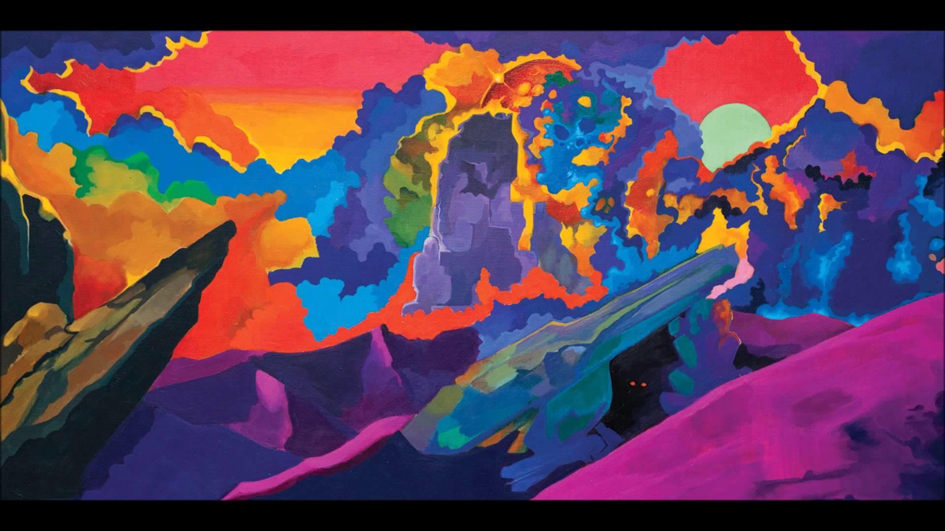 Yuri Gagarin – Sea of Dust EP (2015) (Space Rock / Psychedelic Rock) –  YouTube