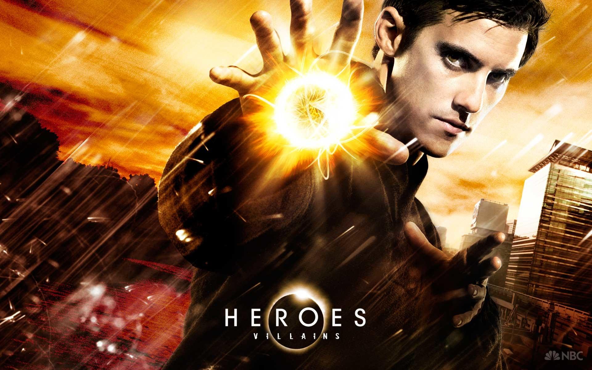 Peter Petrelli Heroes