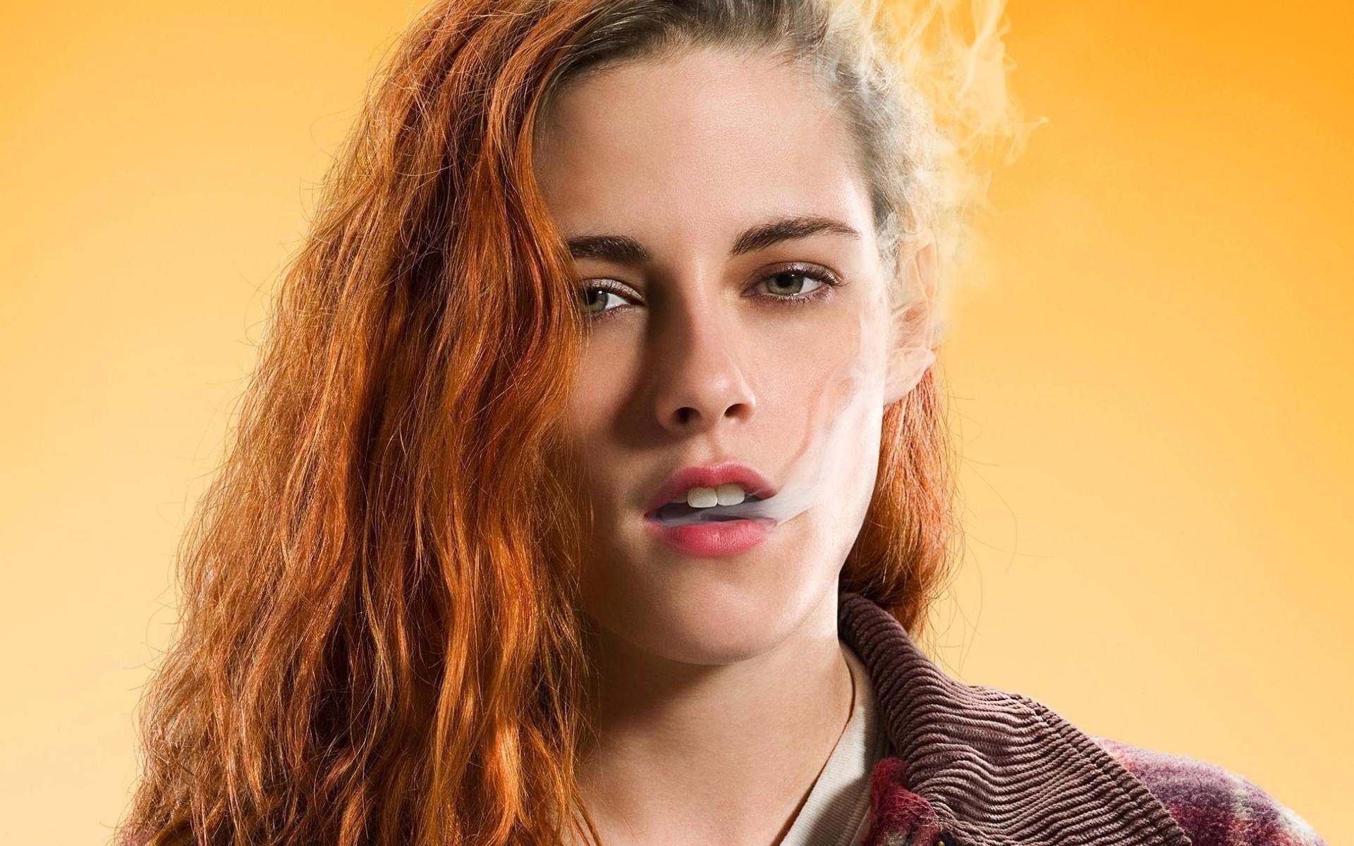 Kristen Stewart, Smoking, Ci