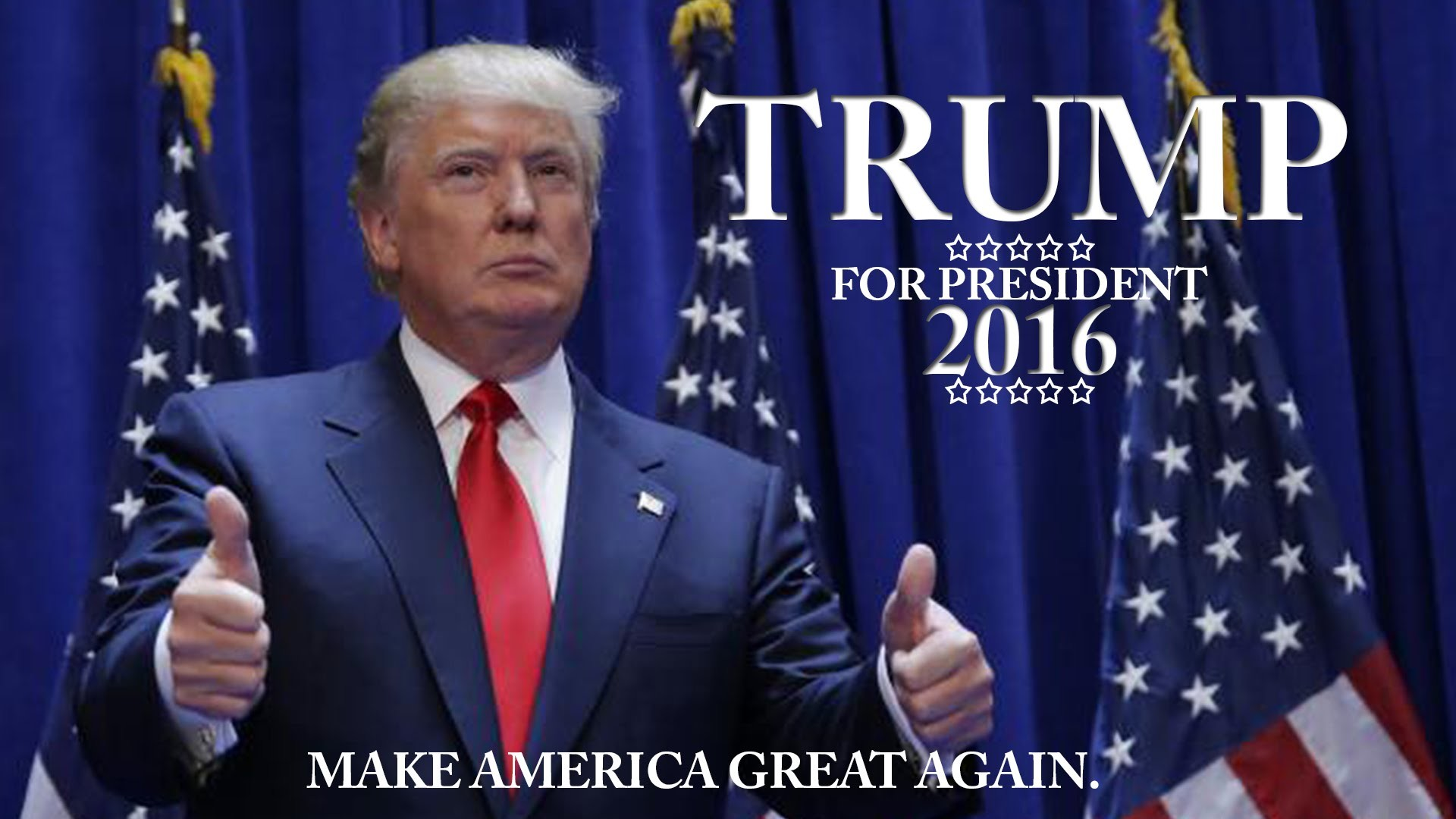 Donald Trump 2016 Presidential Campaign Ad – YouTube
