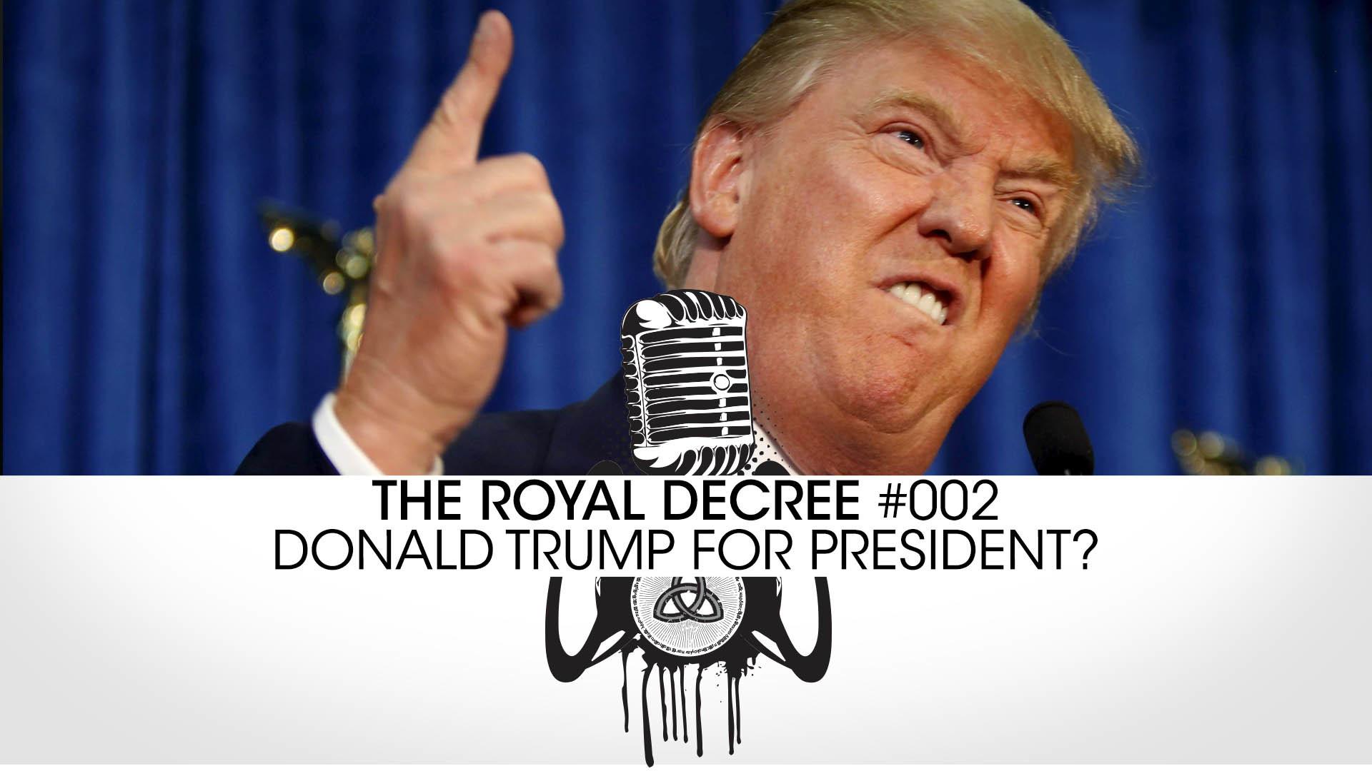 Donald Trump For Desktop