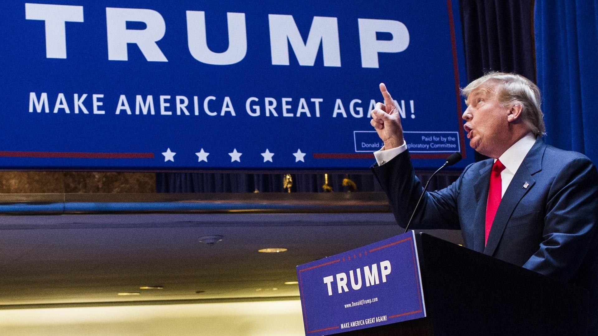 Donald trump President US wallpapers