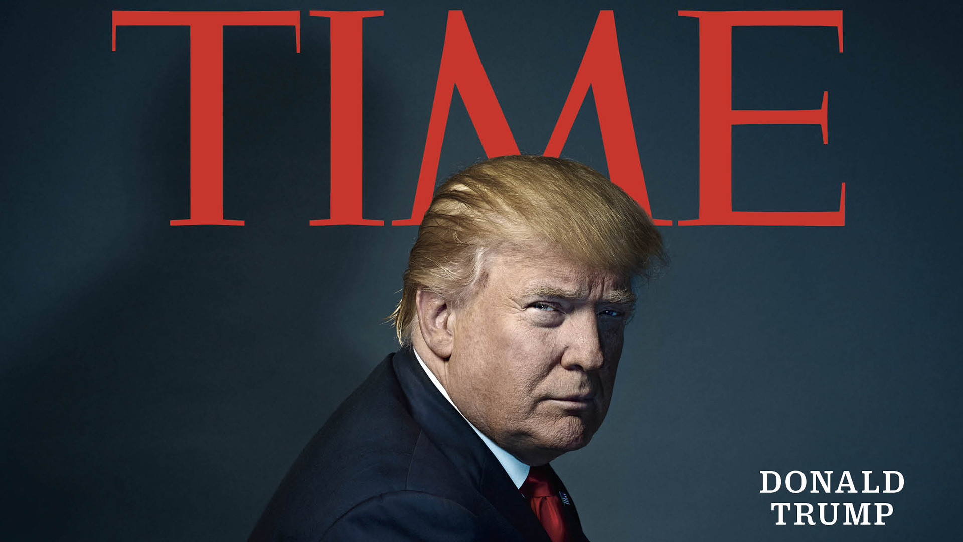 President-elect Donald Trump is TIME Person of the Year for 2016 – TODAY.com