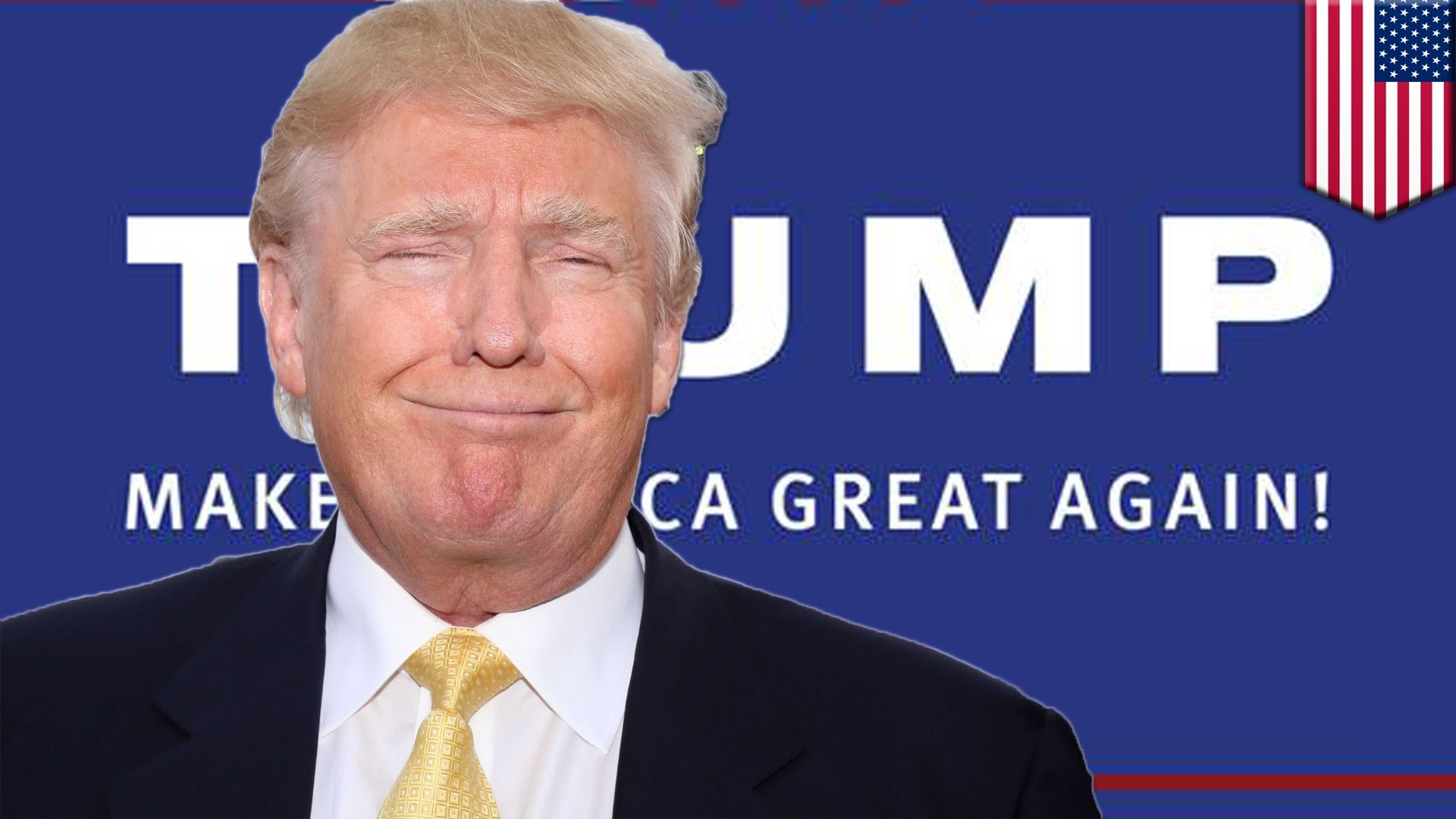 Donald Trump President 2016: Trump should be POTUS because he's the  awesomest – YouTube
