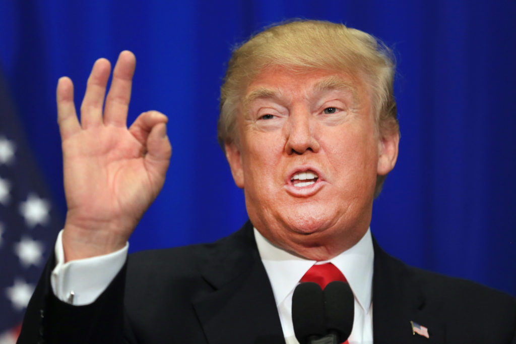 Donald Trump is the 45th President of the United States of America! Here  you can find some wallpapers of the current president of the United States!