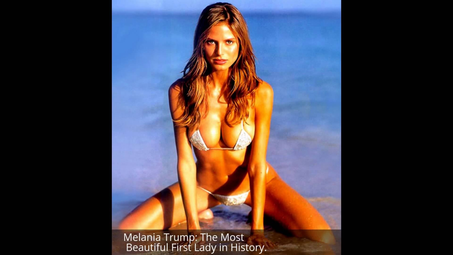 President Donald Trump's Wife Melania: The Most Beautiful First Lady In  History. – YouTube