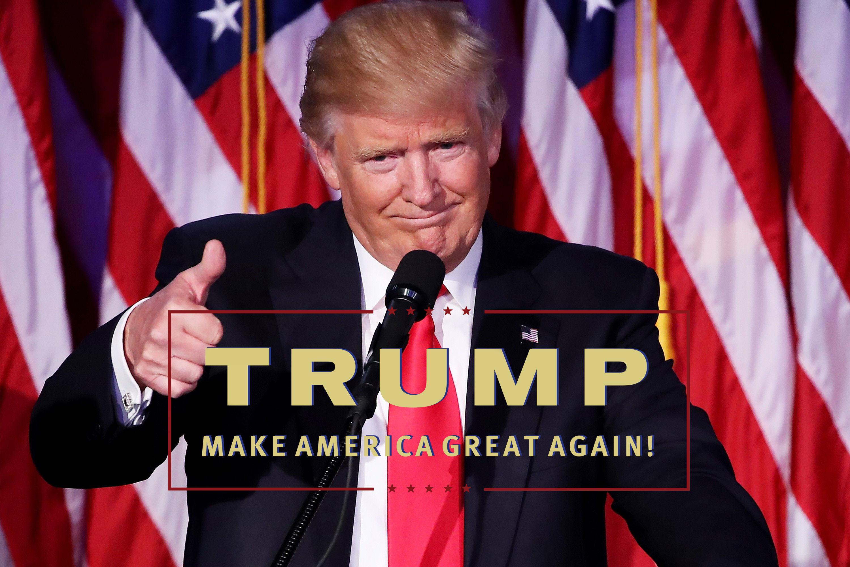 V.11 Donald Trump Wallpaper – Donald Trump Images