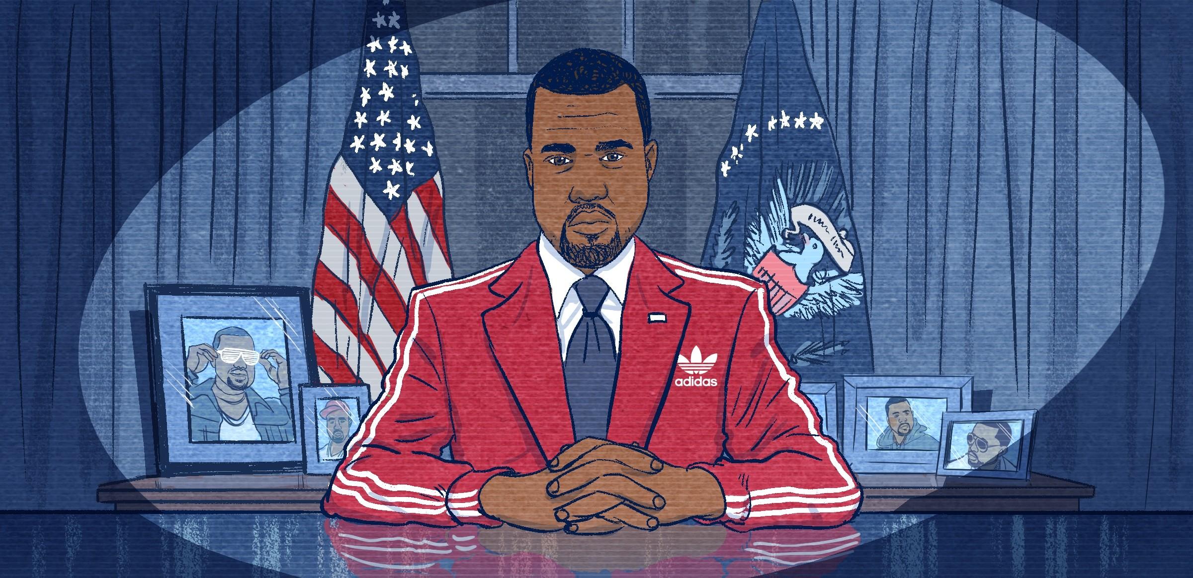 Kanye West's Presidential Hope Receives Backing From Ice Cube – Cerebral  Lemon Cerebral Lemon