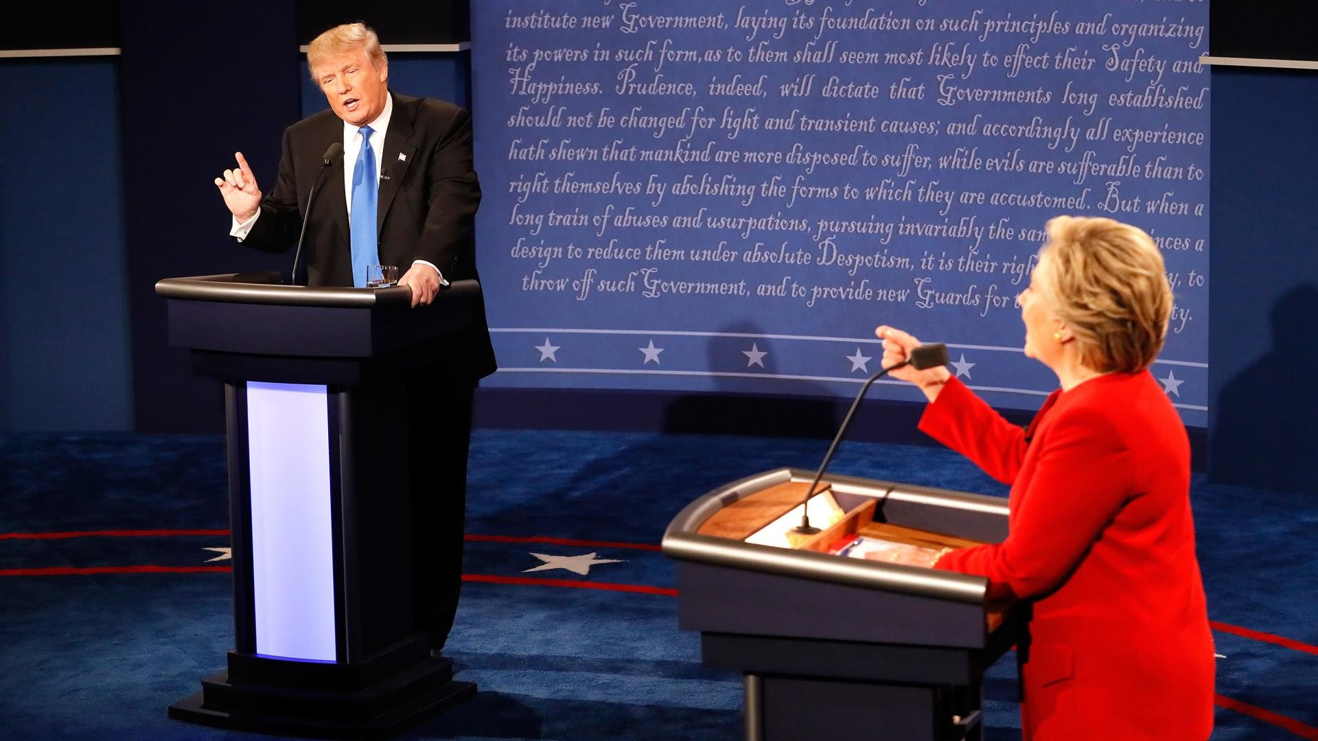 Put-Downs and Comebacks: The Best Zingers From Donald Trump and Hillary  Clinton – NBC News
