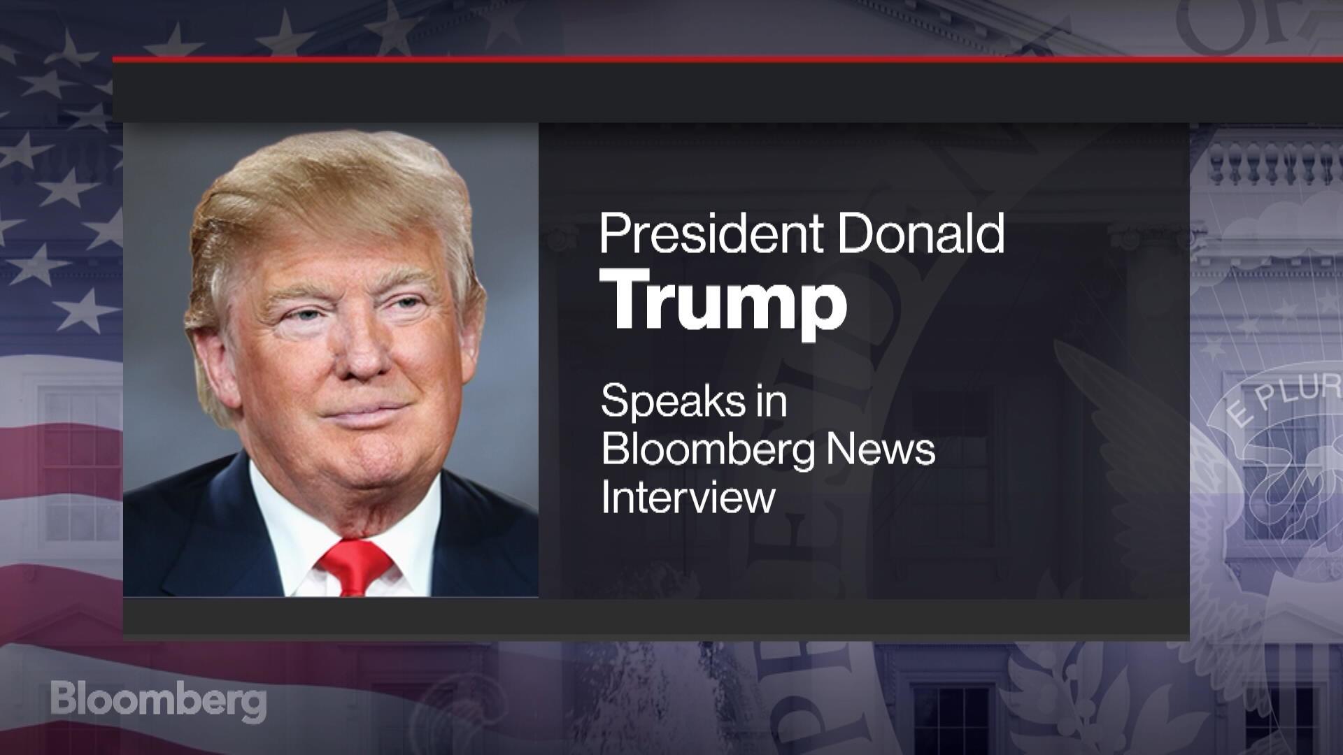 Watch Next: Trump Says He's Considering Breaking Up Big Banks